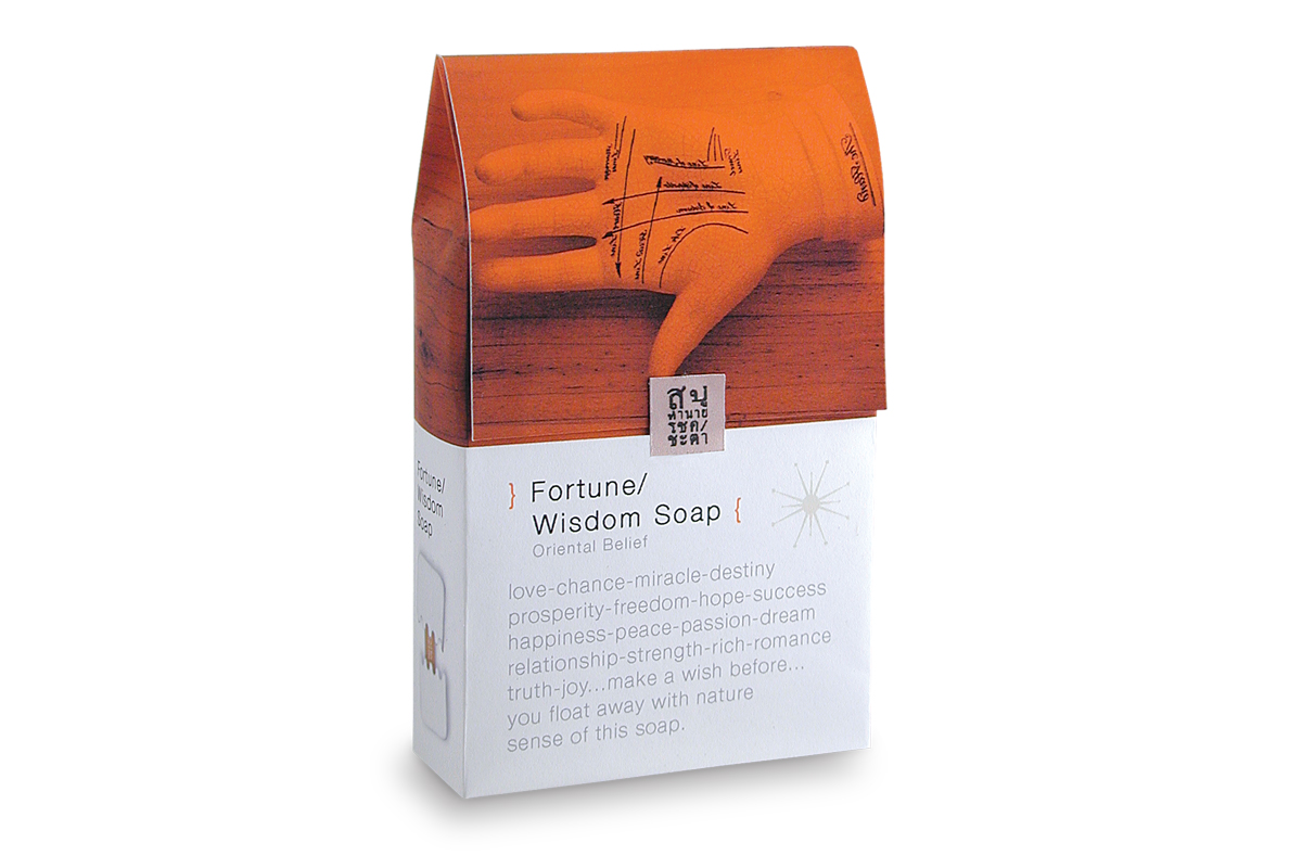 Creative Product Lifestyle - Fortune-Wisdom Soap - 1