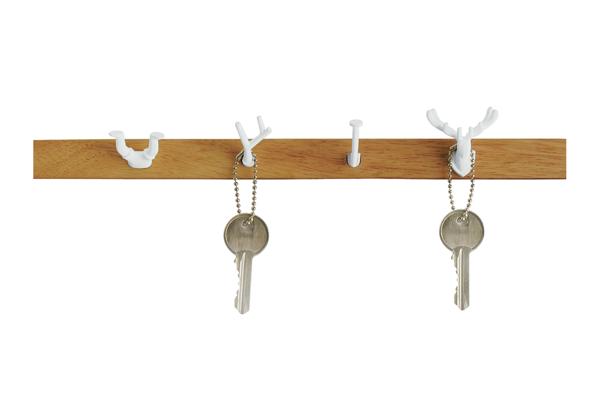 Creative Product Lifestyle - Something on the wall Hanger - 1