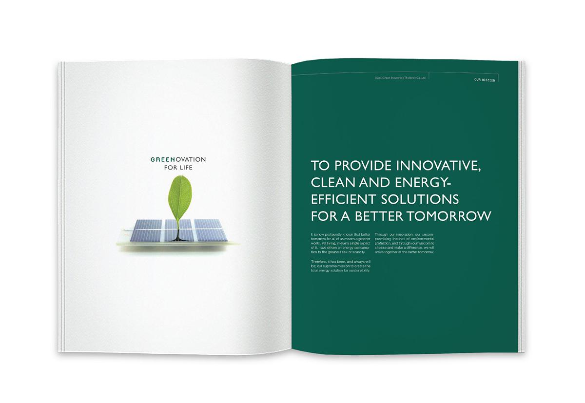 Corporate Identity - Delta Green Industrial (Thailand) Co., Ltd. - 2