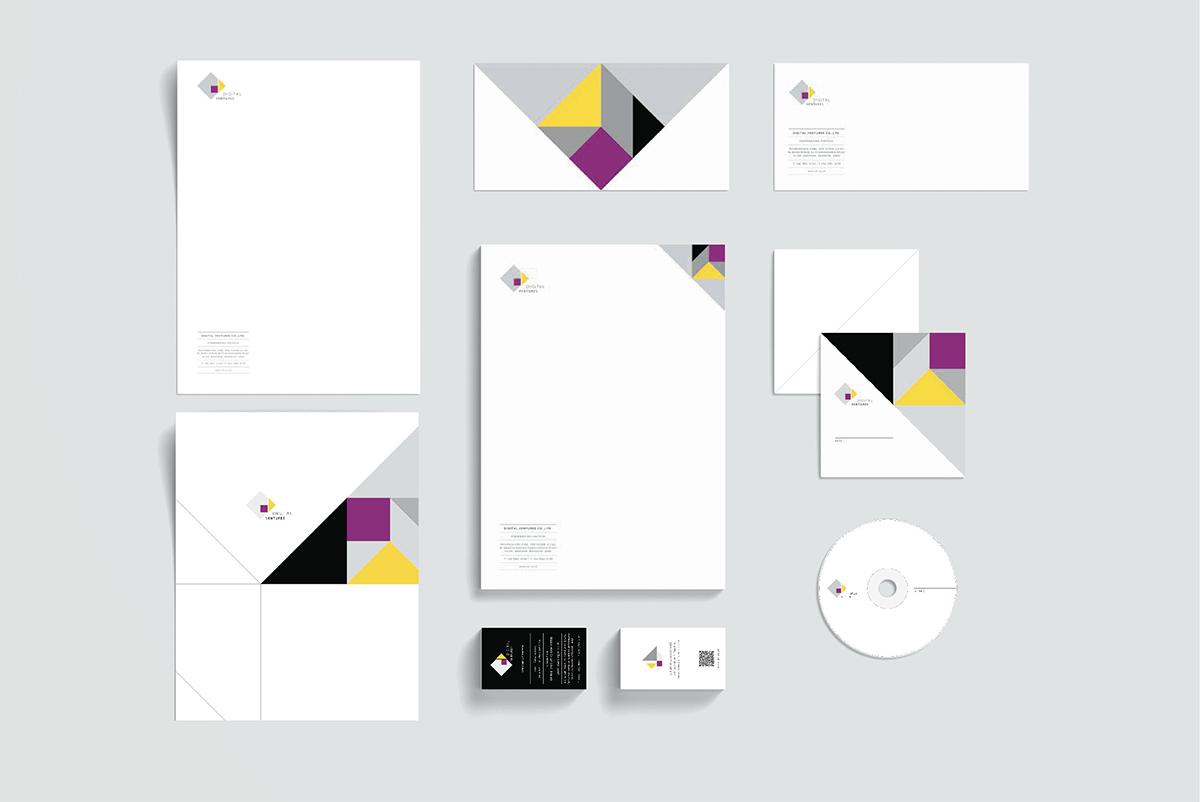 Corporate Identity - Digital Ventures - 1
