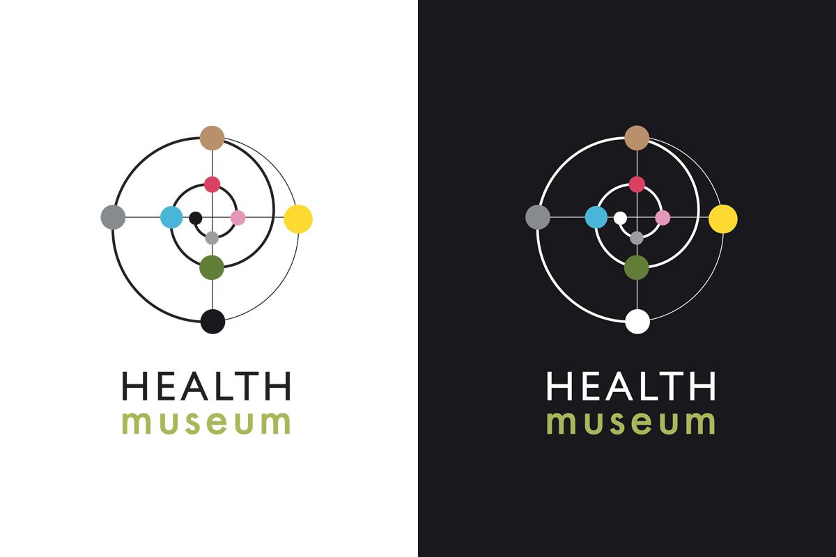 Corporate Identity - Health Museum Logo - 1