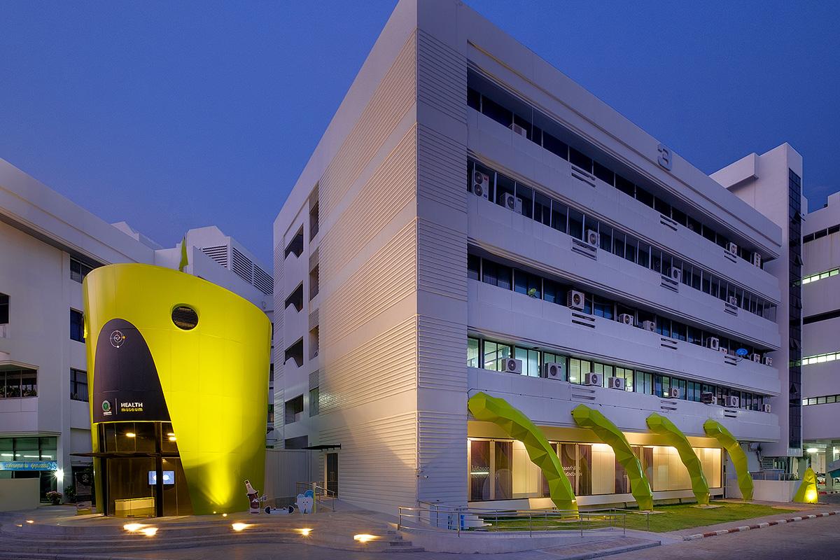 Museum & Exhibition Design - Health Department Museum  - 1