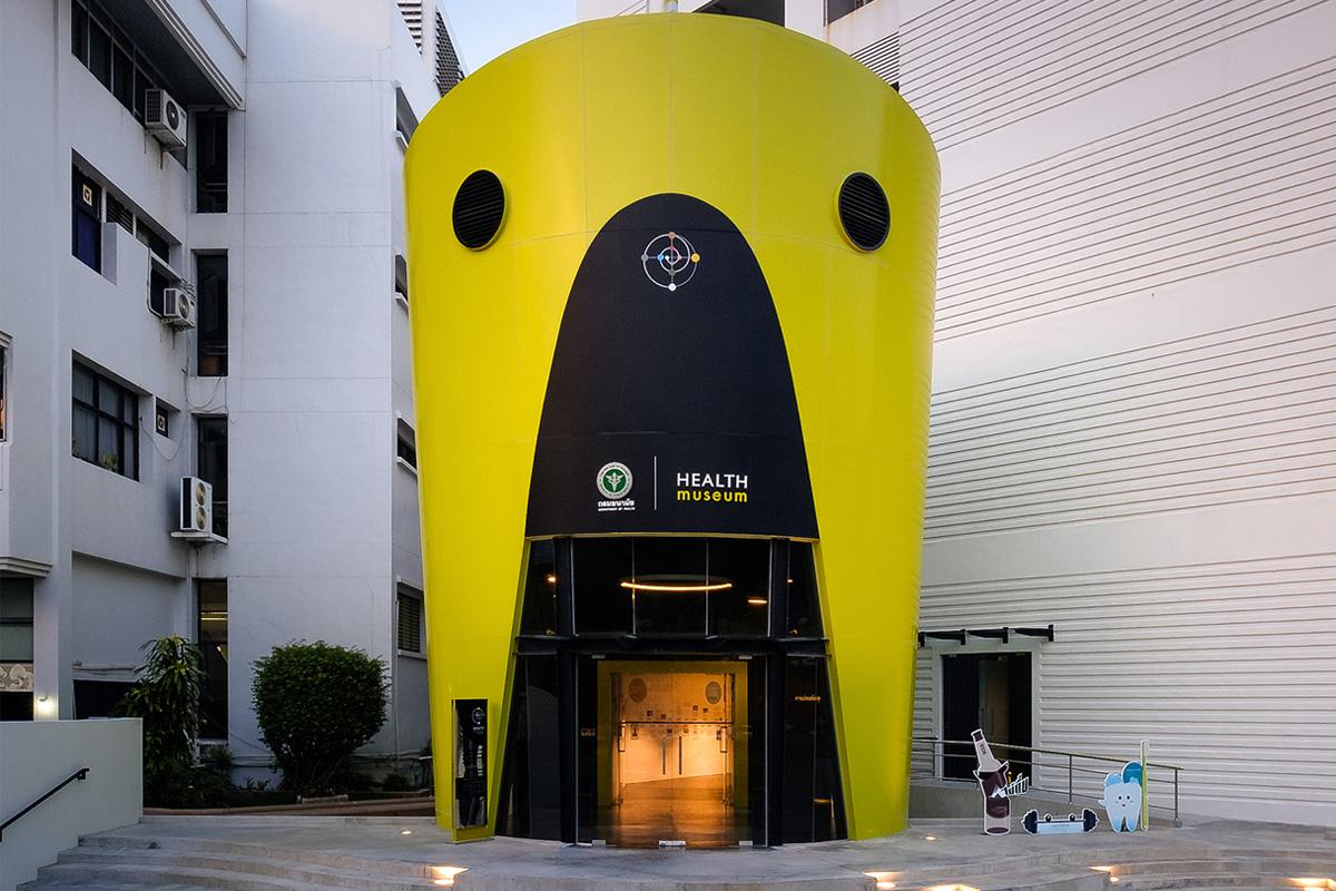 Museum & Exhibition Design - Health Department Museum  - 14
