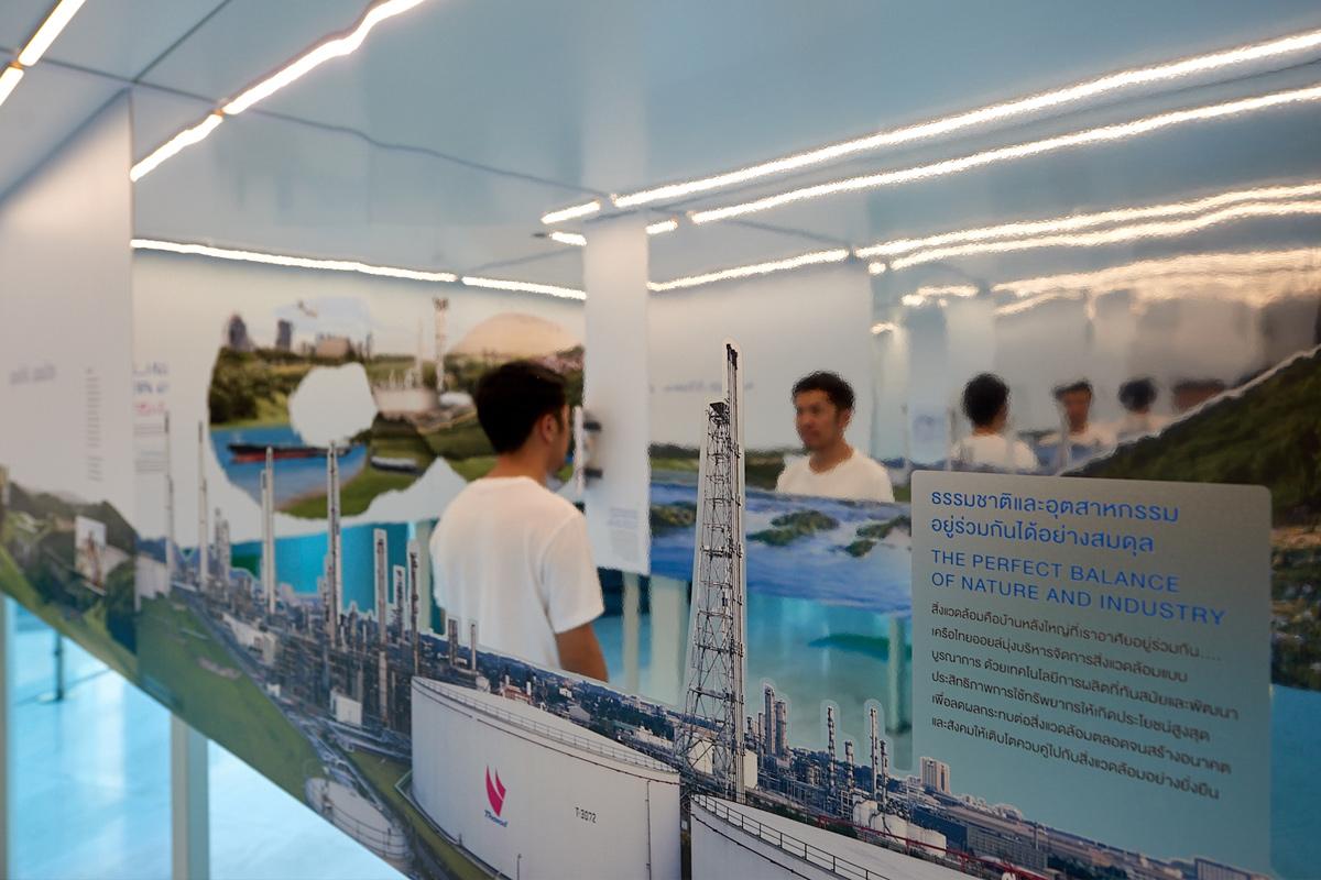 Museum & Exhibition Design - Thai Oil Ltd. (PLC) Exhibition - 4