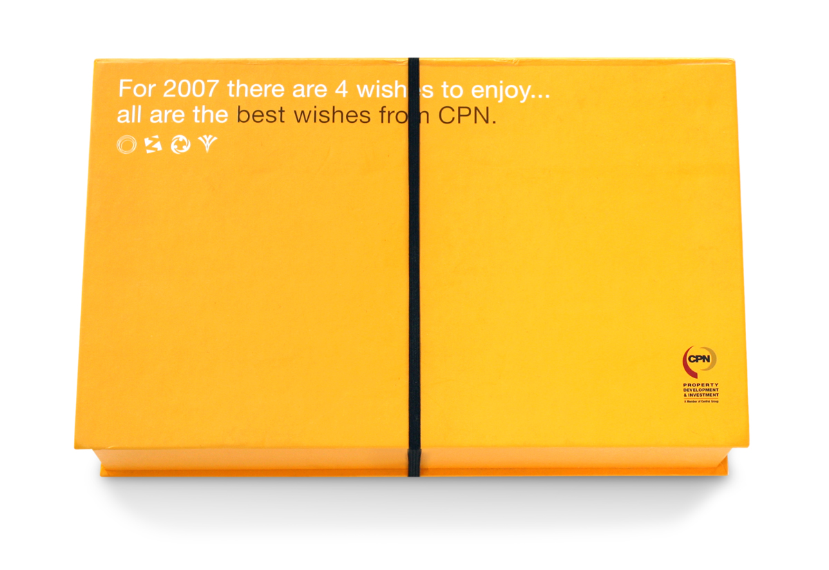 Corporate Premium Design - Central Pattana's New Year Gift - 4