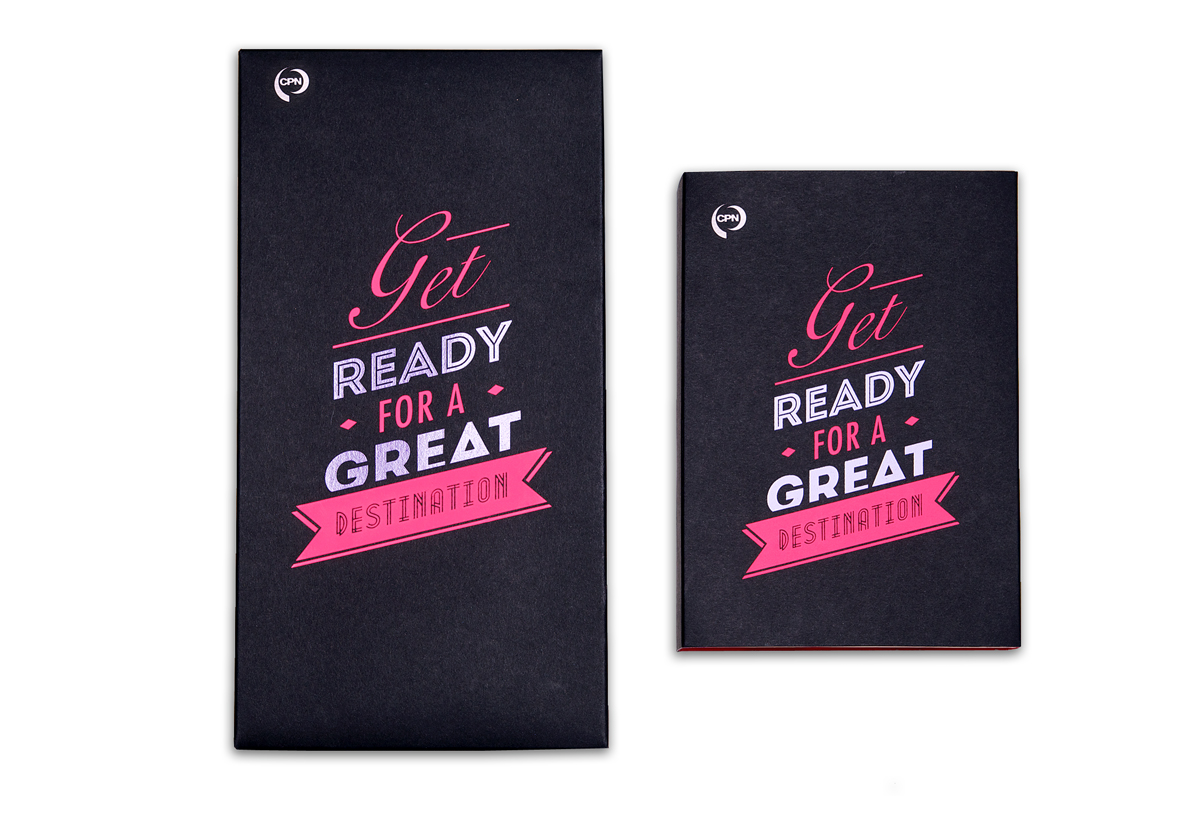 Corporate Premium Design - CENTRAL PATTANA'S NEW YEAR GIFT - 3