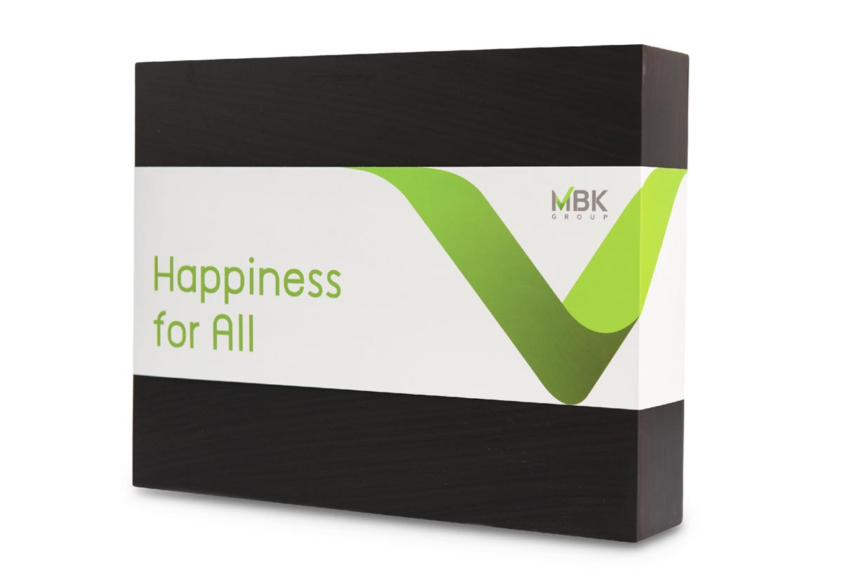 Corporate Premium Design - MBK GROUP 's New Year Gift - 2