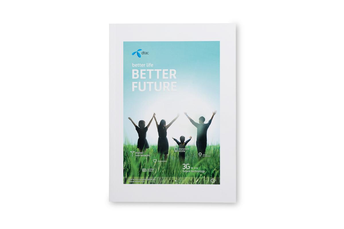 Stakeholder Communication - DTAC             Better Future  - 1