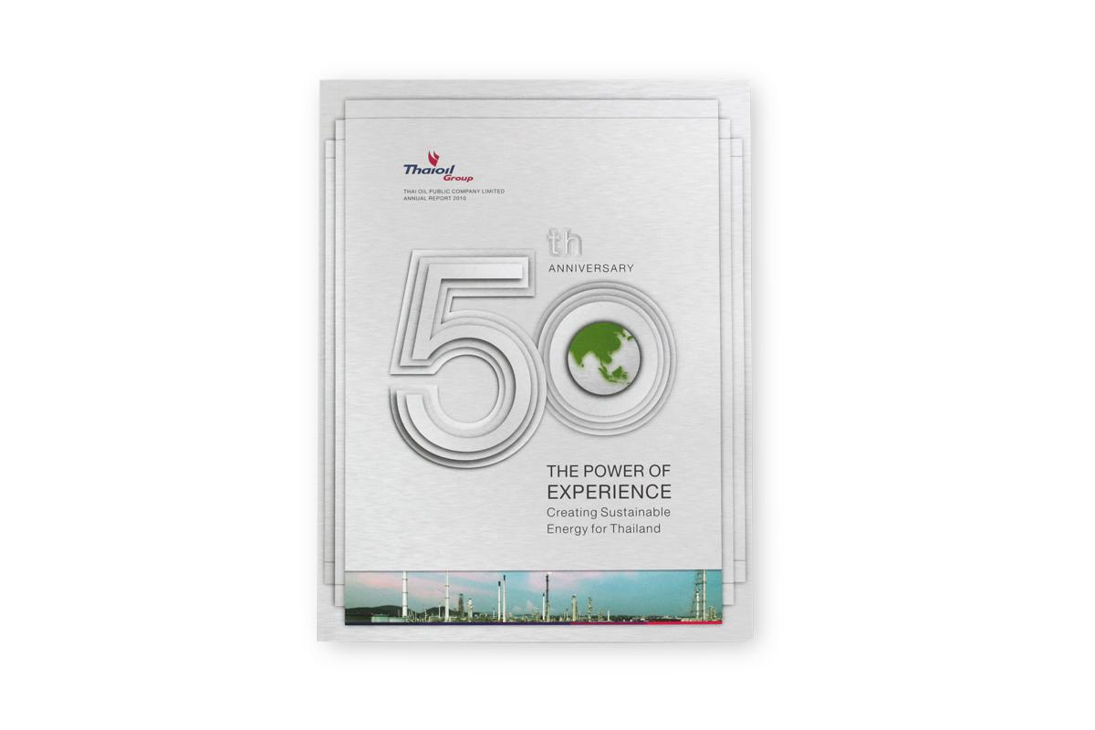 Stakeholder Communication - Thaioil             50th Anniversary - 1